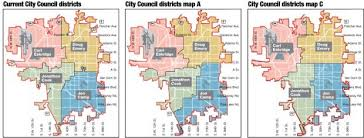 lincoln city map lincoln city council maps favor dems or neighborhoods depending