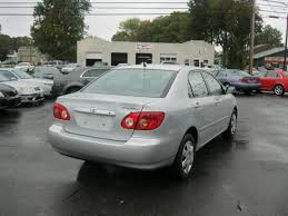 2005 toyota corolla le for sale toyota corolla 2005 in plainville manchester ct ck