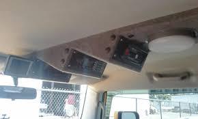 jeep custom console finally custom overhead console project toyota fj cruiser forum