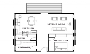 simplel house floor plans 600sq ft cabin a261cf97c821581a plan