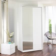 wardrobe unbelievable white wardrobe with mirror picture concept