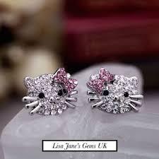 hello earrings hello earrings ebay