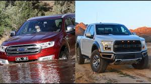 Ford Raptor Diesel - 2017 incredible ford everest and ford raptor f 150 diesel power