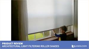 customer review blinds com architectural light filtering roller