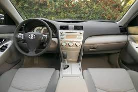 gas mileage 2007 toyota camry 2007 2011 toyota camry used car review autotrader