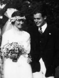 his and wedding ernest hemingway 1921 wedding day with hadley his