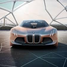 shape shifting bmw unveils shape shifting concept car next 100