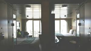 photo tour of connecting category d7 balcony staterooms on oasis