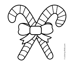 xmas coloring pages free printable coloring home