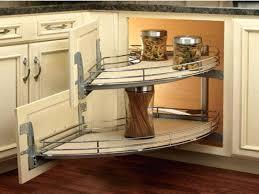 lazy susan cabinet sizes lazy susan cabinet different doors for same corner kitchen cabinets