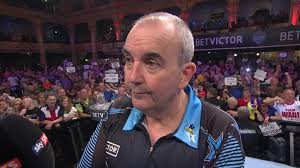 phil taylor sets up semi final with james wade at world matchplay