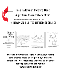 free halloween pictures to download free halloween coloring book newington united methodist church
