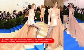 robe mariã e asymã trique met gala 2017 mode cã lã britã s et extravagance ã taient au
