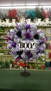 Deco Mesh Halloween Wreath Ideas by 405 Best Deco Mesh Images On Pinterest Deco Wreaths Holiday