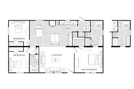 Solitaire Homes Floor Plans Pics Photos Christina Home Floor Plan Manufactured Modular Plans