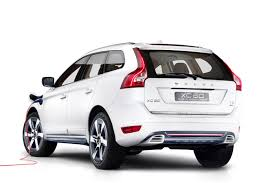 volvo xc60 white volvo xc60 plug in hybrid concept superior to all existing