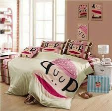 Discount Girls Bedding by Buy Paul Frank Bedding Set Bedding Comforter Cheap Duvet