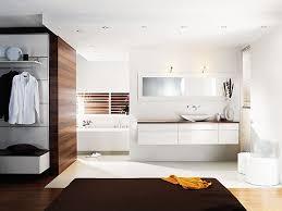 salle de bain ouverte sur chambre salle de bain ouverte dans chambre idées décoration intérieure