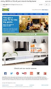 Ikea Services How Ikea Sends Super Targeted Promotional Emails