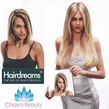 hairdreams nano hair extensions chakra beauty