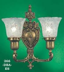 Electric Wall Sconces Vintage Hardware Lighting And Rococo Lighting