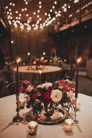 winter wedding centerpieces archives oh best day ever