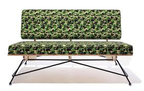 a bathing ape x meister bape camo sofa u2014 white rabbit express