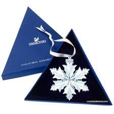 swarovski christmas ornament annual edition 2014