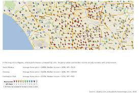 Crime Map San Diego by Mapping Police Violence In Los Angeles Ilssc Irvine Lab For The