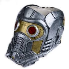 2017 guardians of the galaxy star lord mask helmet without cover
