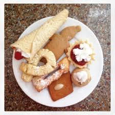 syv sorter seven kinds of scandinavian christmas cookies thirty