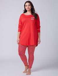 Most Comfortable Pajamas For Women Plus Size Sleep U0026 Lounge Lane Bryant