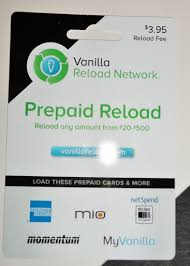 www my vanilla debit card a guide to trying vanilla reloads for the time