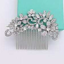 declaration de mariage peigne à cheveux strass peigne à cheveux de mariée perle peigne