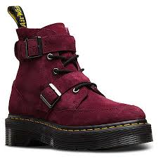 wine delivery los angeles dr martens masha creeper boot women s wine soft buck fast