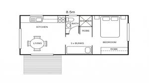 one bedroom cabin floor plan exceptional plans charvoo