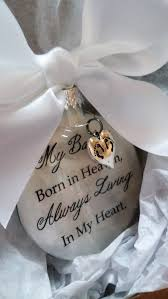 twins loss miscarriage gift memorial ornament personalized