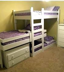 3 Tier Bunk Bed Three Tier Bunk Bed New Black 3 Tier Bunker Bed Or Bunk Bed