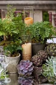 Potted Plants Wedding Centerpieces by 423 Best Purple Weddings Images On Pinterest Purple Wedding