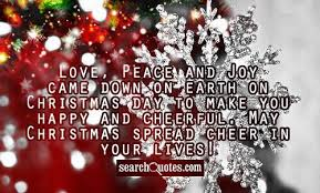 spread love this christmas picture quotes