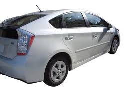 amazon com toyota prius body side moldings painted in the factory