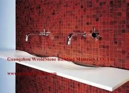 Solid Surface Bathroom Vanity Tops Modern Design Solid Surface Bathroom Vanity Top Guangzhou