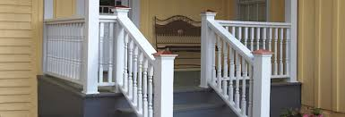 beautiful turned spindles in several styles yellowwood pressure