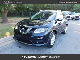 Nissan Rogue Green - 2015 used nissan rogue fwd 4dr sv at chevrolet of fayetteville