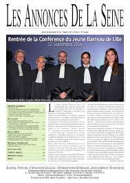 chambre nationale des huissiers de justice annonce edition du jeudi 18 septembre 2014 by annonces de la seine issuu