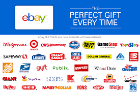 where can i sell gift cards in person buy ebay gift cards in retail stores