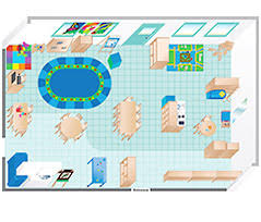 Designing A Preschool Classroom Floor Plan Interactive Model Room Plans Now I Wished I Had This 20 Years
