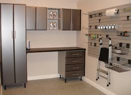 Loft In Garage by One Of The Best Build Garage Cabinets Small Business Building
