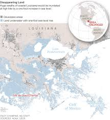 Road Map Of Louisiana by The First Official Climate Refugees In The U S Race Against Time