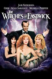 the witches of eastwick 31 days of day 5 i lack focus